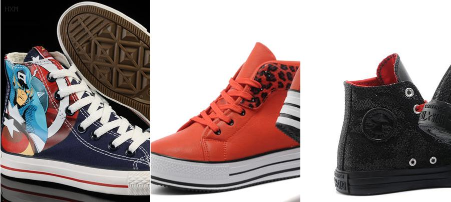 teddy converse homme