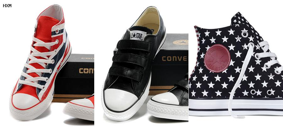 botte converse all star