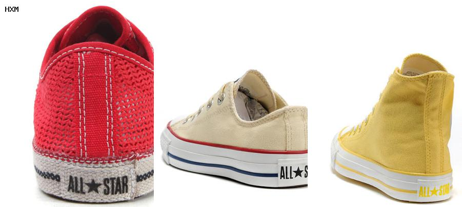 chaussures converse all star homme