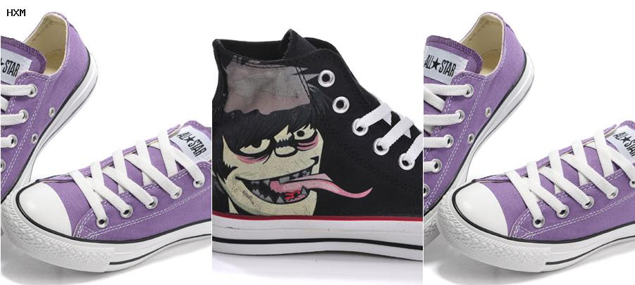 chaussures converse hommes